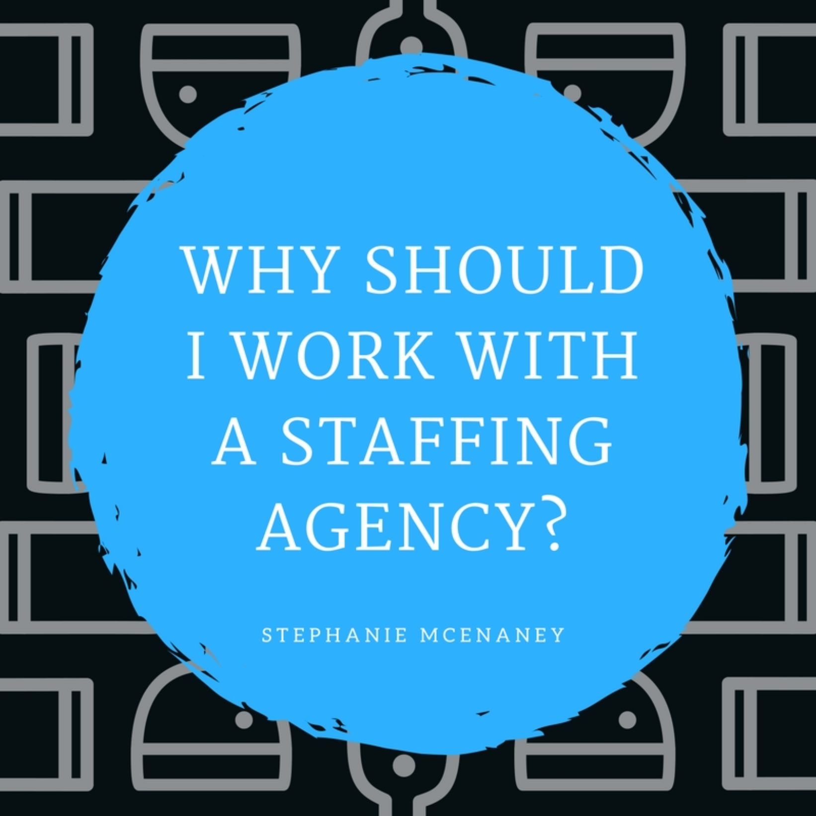 Should I go to a recruiting agency, if you can't find a job for a long time? If so, how much will you have to pay? 81