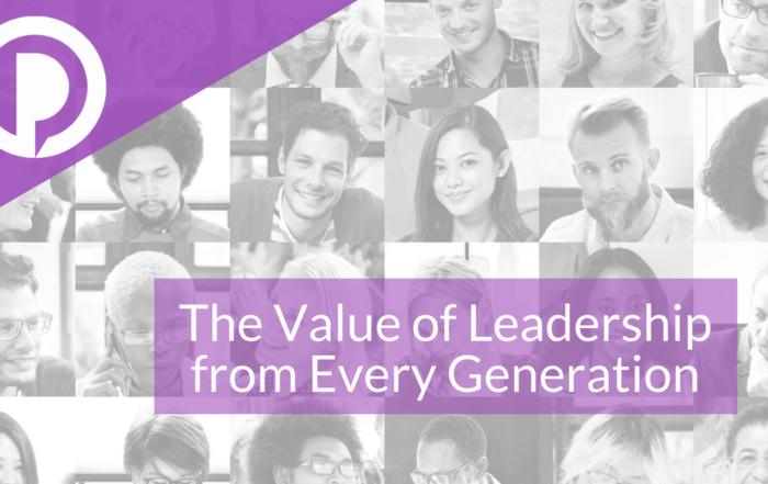 The Value of Leadership from Every Generation