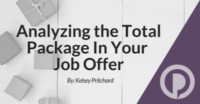 Analyzing the Total Package In Your Job Offer