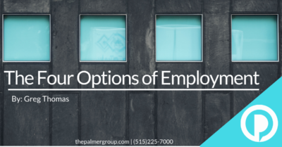 The Four Options of Employment